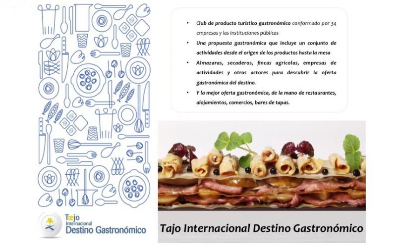 Tajo Internacional Destino Gastronómico