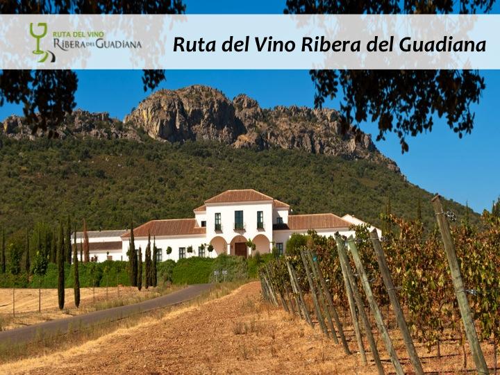 Creación de la Ruta del Vino Ribera del Guadiana