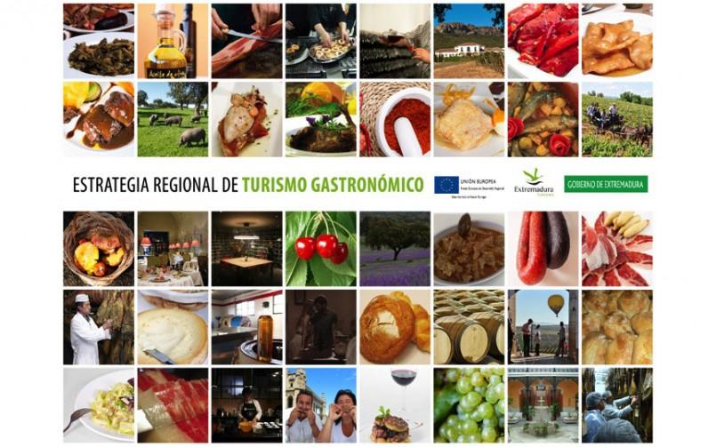 Estrategia de Turismo Gastronómico de Extremadura