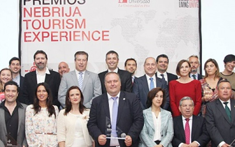 "Premios de Turismo ""Nebrija Tourism Experience"""