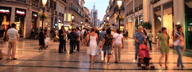 ¿Cómo convertirse en un destino de compras?