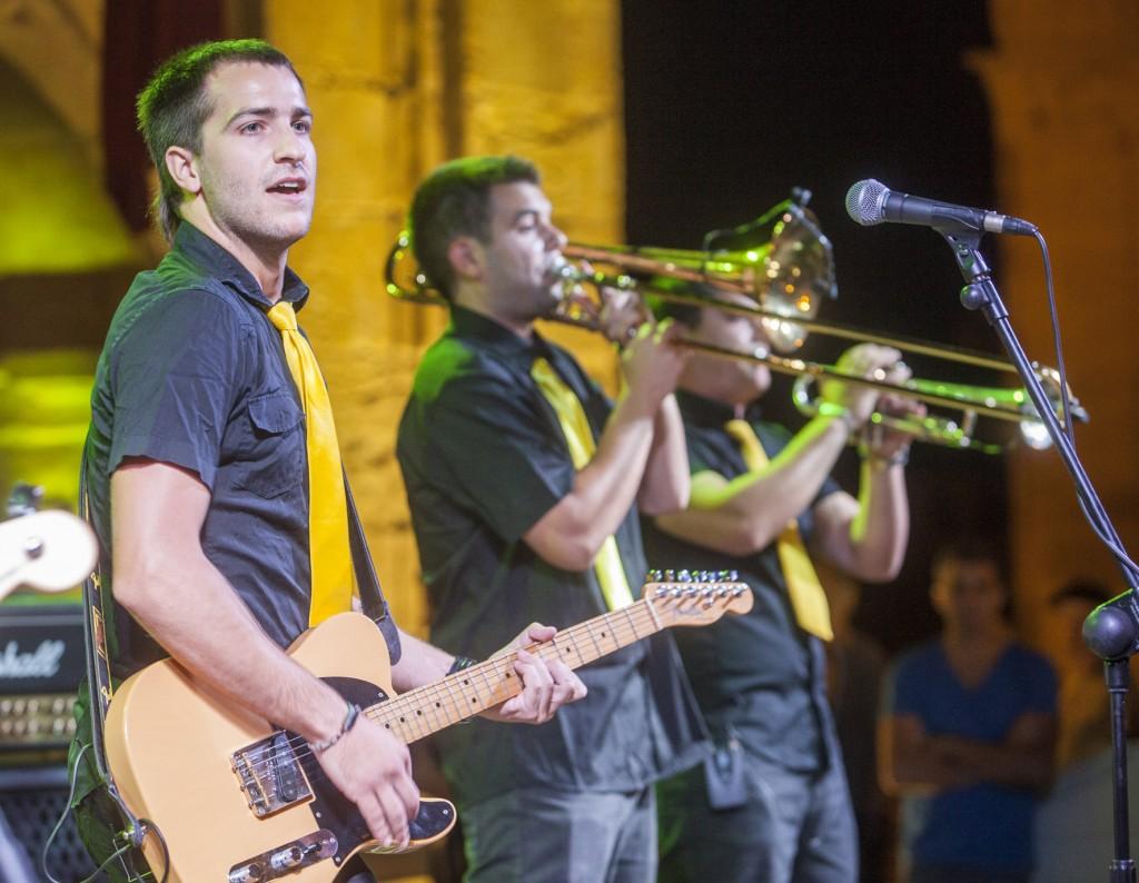 Festival Musica entre viñedos. enoturismo en verano