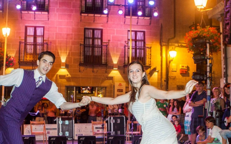 Rioja Alavesa fomenta el enoturismo en verano con «Música entre viñedos»
