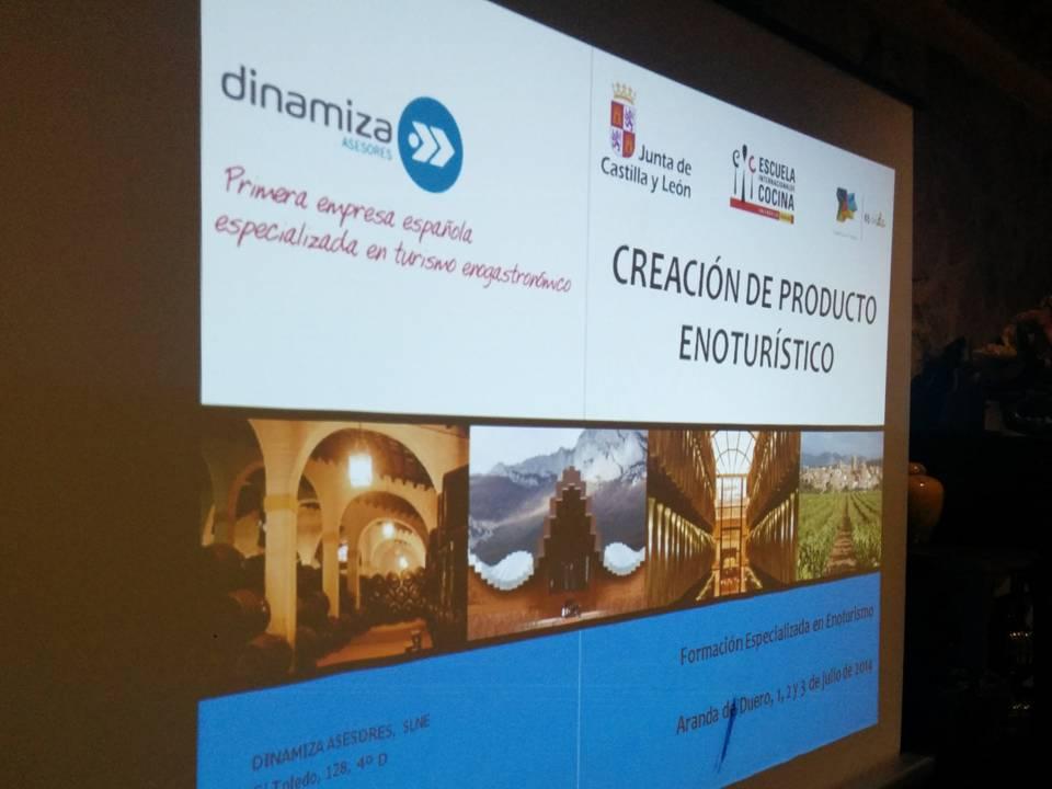 Curso de Formación en Enoturismo en Castilla y León