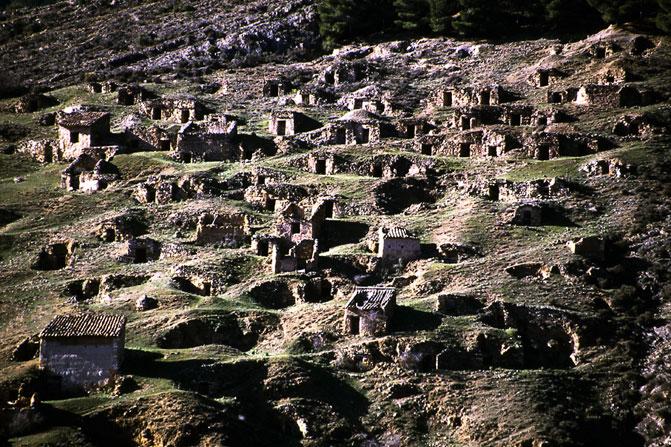 Antiguas bodegas de Calatayud