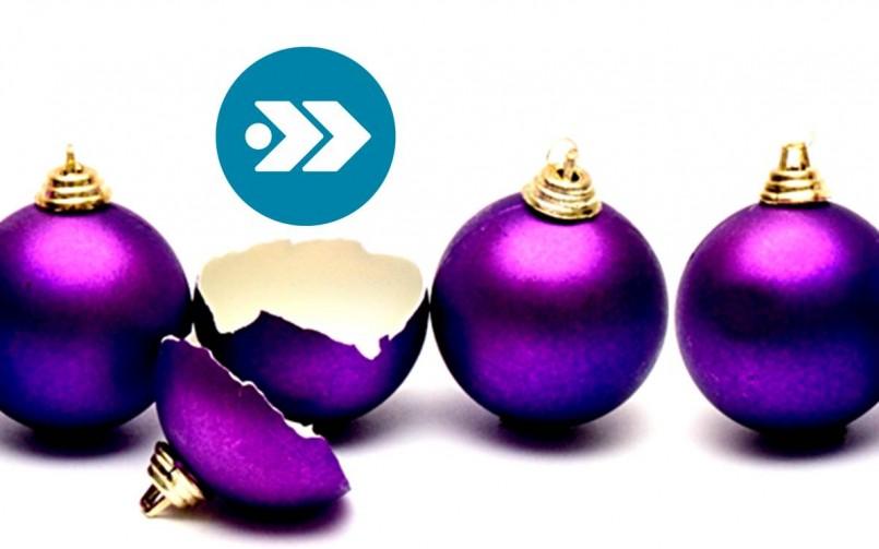 La familia DINAMIZA os desea una Feliz Wine Navidad y próspero 2015