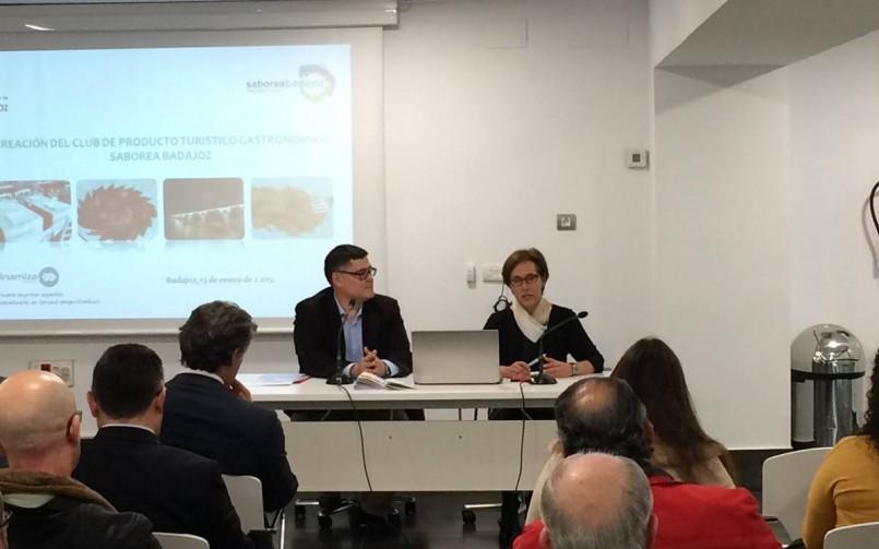 """Impulsamos el nuevo Club de Producto Turístico """"Saborea Badajoz"""""""