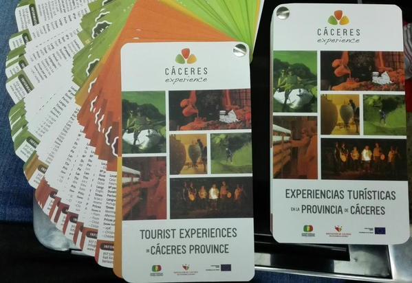 Guía Experiencias Turísticas en la Provincia de Cáceres