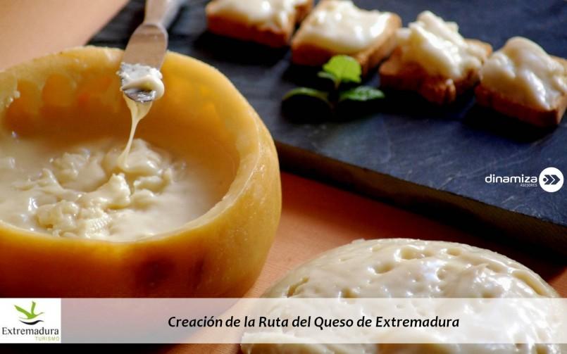 Creación de la Ruta del Queso de Extremadura