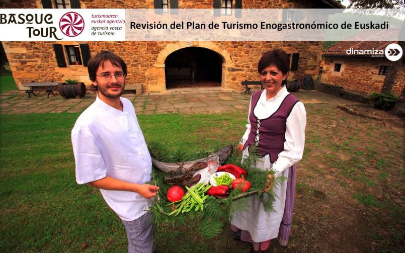 Revisión del Plan de Turismo Enogastronómico de Euskadi
