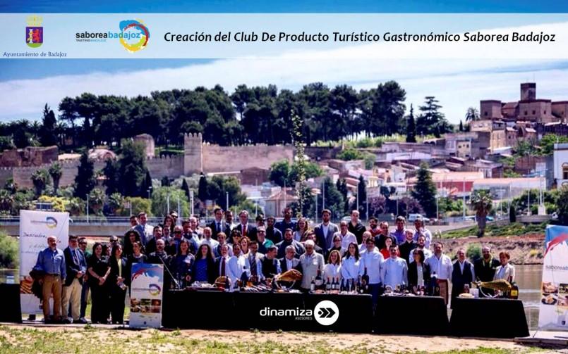 Creación del Club De Producto Turístico Gastronómico Saborea Badajoz