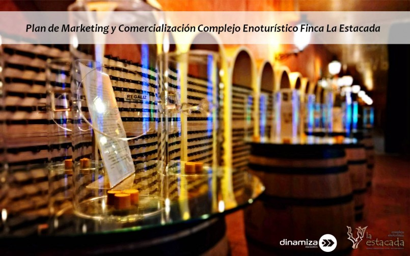 Plan de Marketing y Comercialización Complejo Enoturístico Finca La Estacada