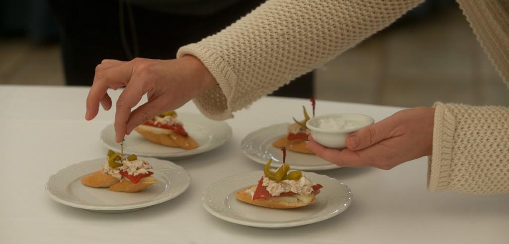 redes sociales gastronomia