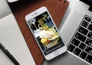 Reservas móvil Restaurante