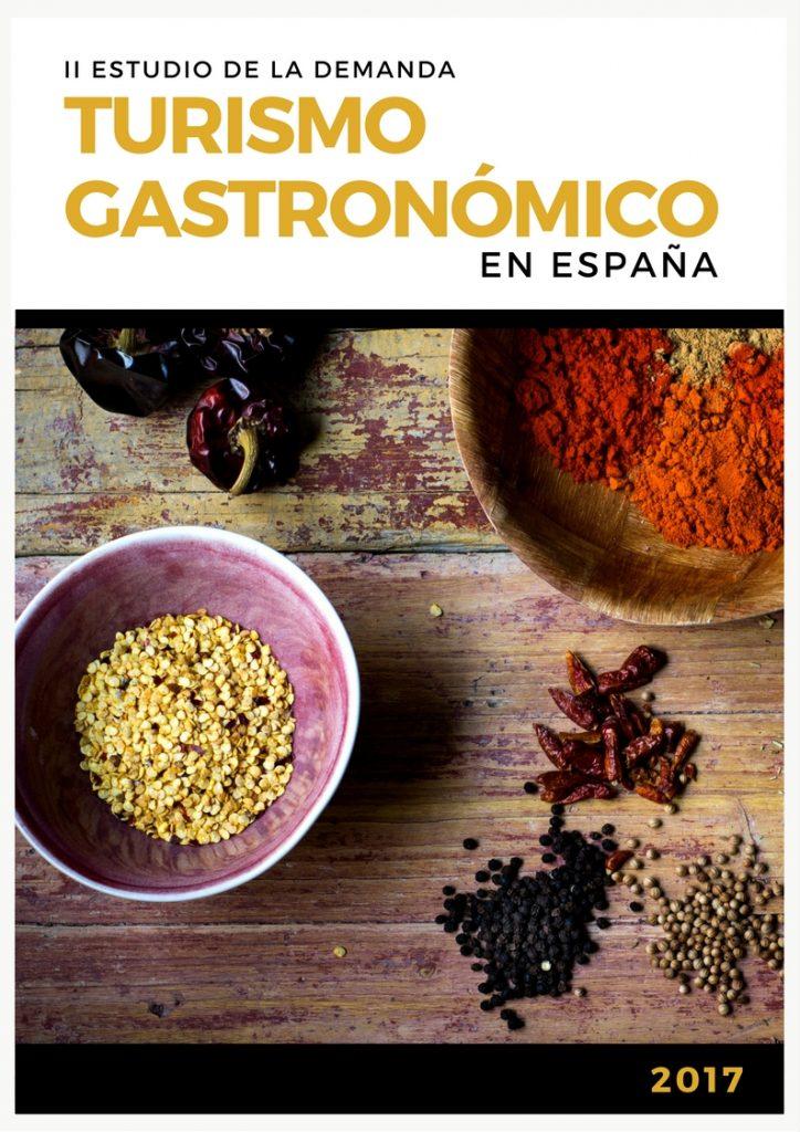 Estudio de Turismo Gastronómico