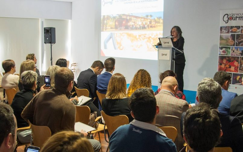 Vídeo resumen de las Jornadas Profesionales Extremadura Gourmet