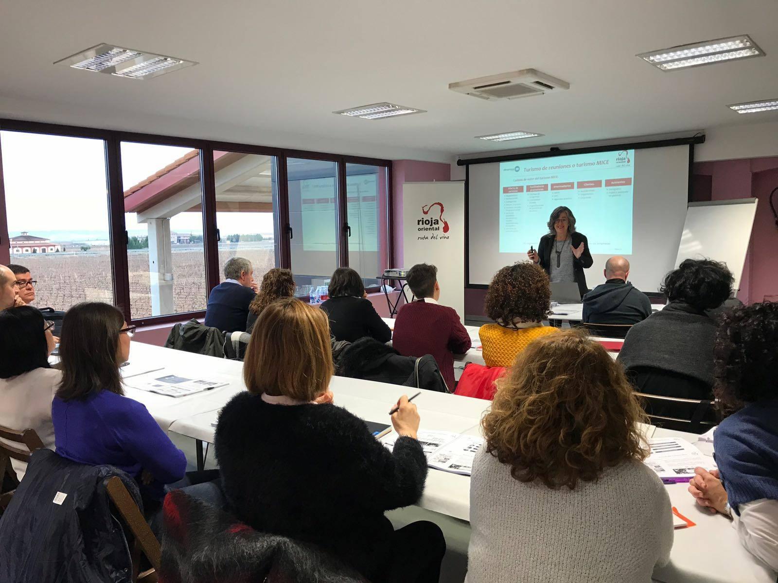 Plan Formación Enoturismo Rioja