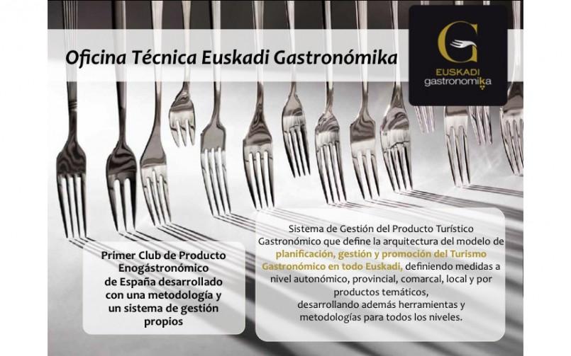 Oficina Técnica Euskadi Gastronómika