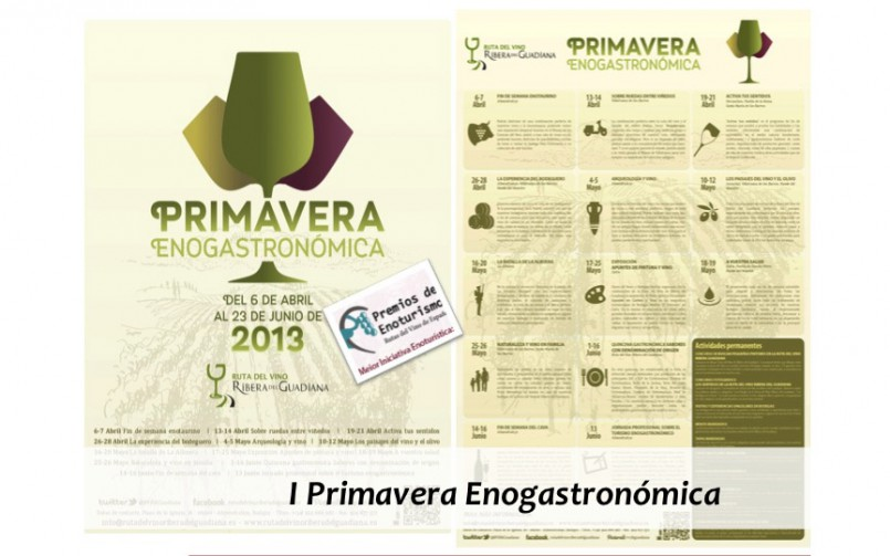 I Primavera Enogastronómica 2013