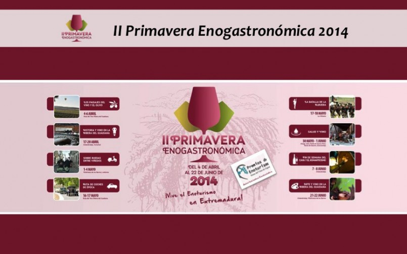 II Primavera Enogastronómica 2014