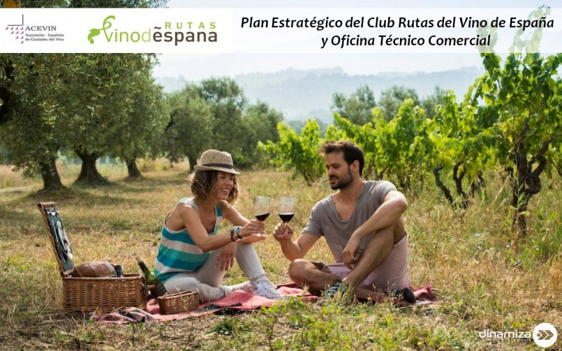 Plan Estratégico del Club Rutas del Vino de España y Oficina Técnico Comercial
