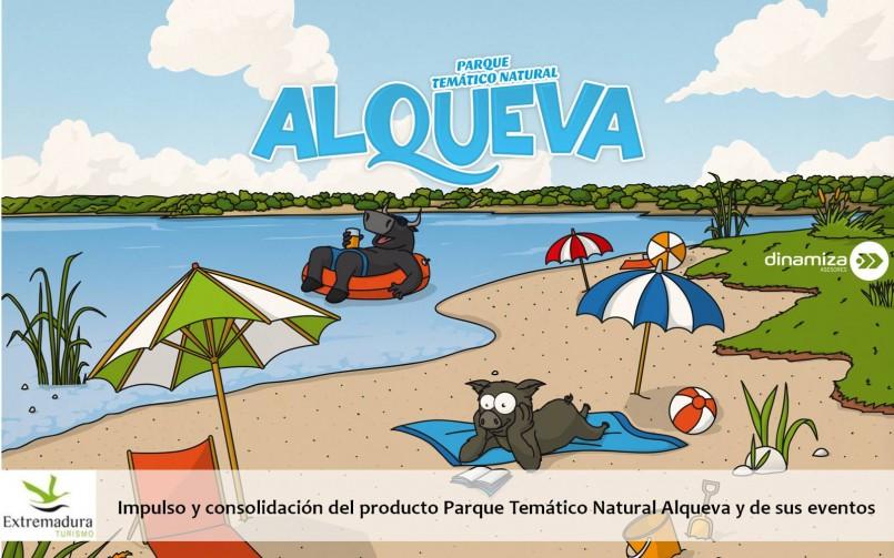 Impulso y consolidación del producto Parque Temático Natural Alqueva y de sus eventos