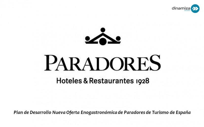Desarrollo Nueva Oferta Enogastronómica de Paradores de Turismo de España