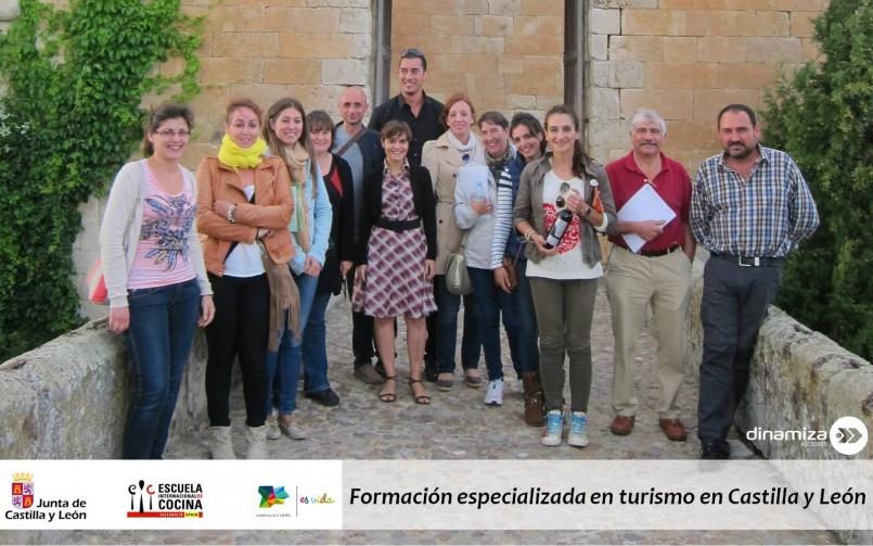 Formación especializada en turismo en Castilla y León