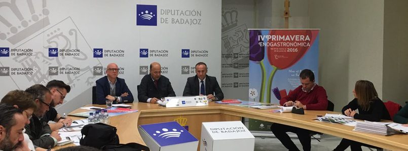IV Primavera Enogastronómica De La Ruta Del Vino De Ribera Del Guadiana