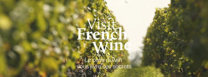 Nuevo portal de promoción del enoturismo francés