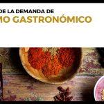 Portada Estudio Turismo Gastronómico