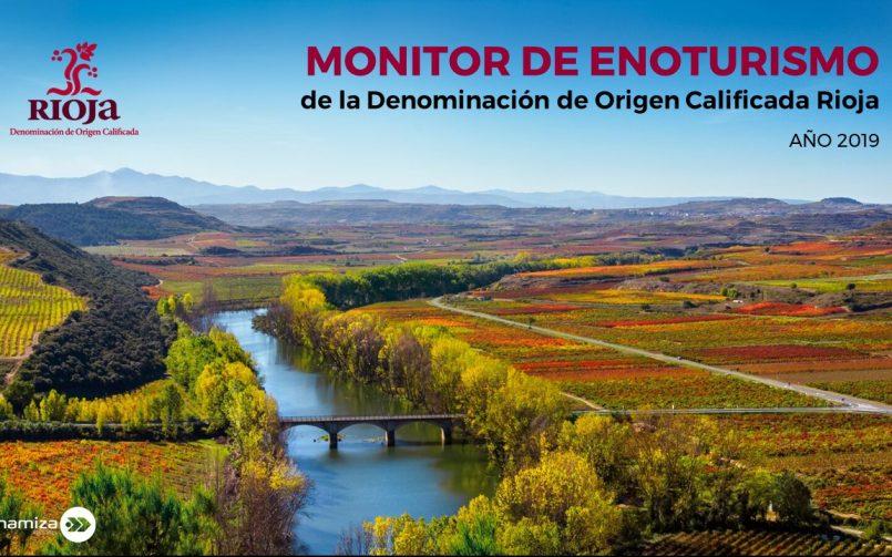 Nueva edición del Monitor de Enoturismo de DOCa RIOJA